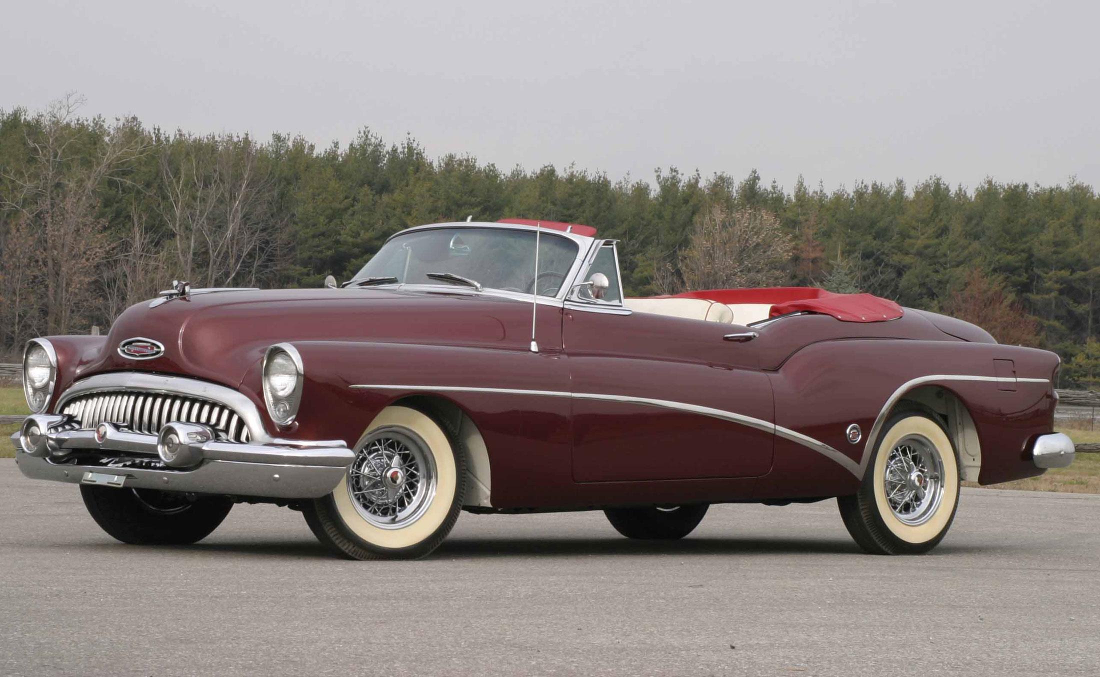 buick 50s