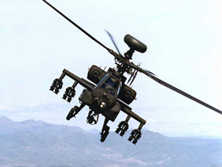APACHE LONGBOWApache Longbow Helicopter