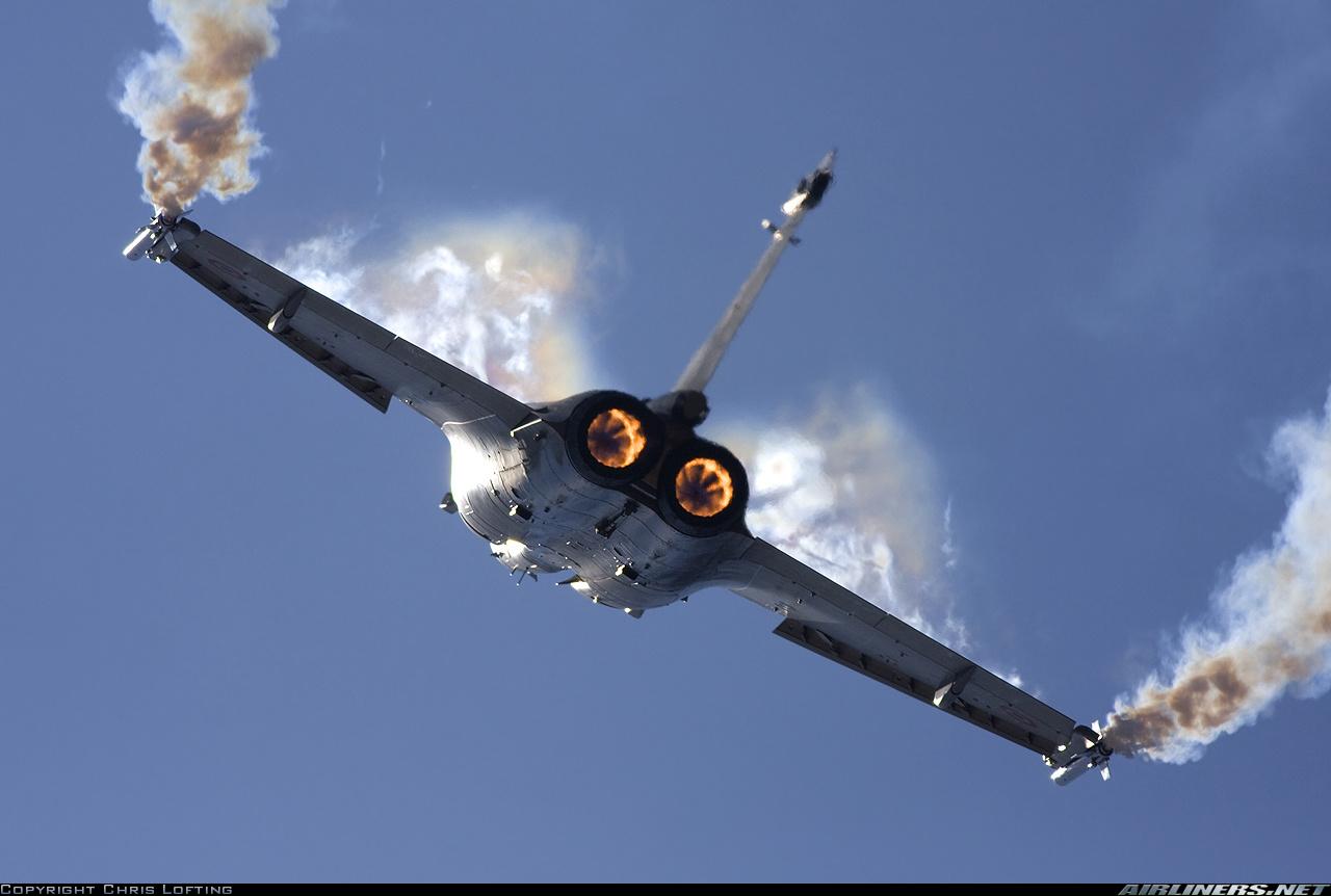 Aviones De Combate Del Mundo. KFIR COLOMBIANOS