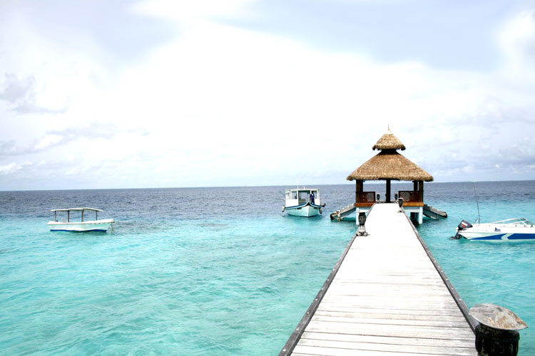 Mirih iIsland Resort in Maldives islands