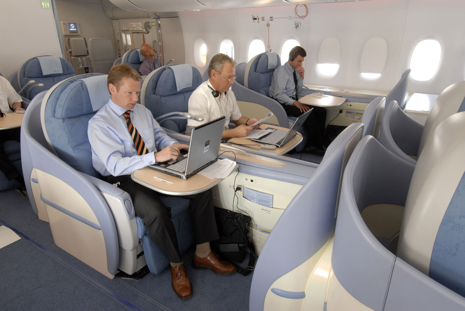 Airbus a 380 for Interieur airbus a380