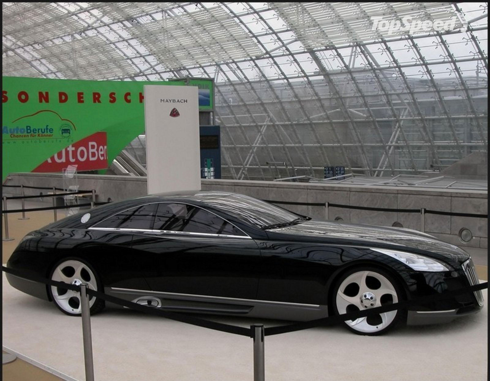 Maybach Exelero Million The Most Expensive Car Is The - 1 million mercedes coolest armoured vehicle ever